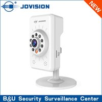 ip camera network camera - Jovision ONVIF Mini PT MP Ip Camera P HD Pan tilt HD wireless wifi home security CCTV network Cam Ir Cut SD card slot two way audio