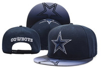 Wholesale Newest Cowboys Caps Cool Football Snapbacks Vizasketch Snapback Brand Sports Team Hats Brand Flat Caps Hottest Sun Hats Cheap Ball Caps