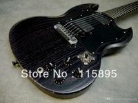 Wholesale New Arrival SG VooDoo Electric Guitar EMG Pickups