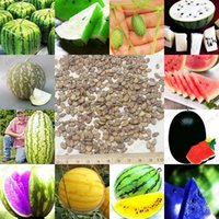 Wholesale 12 Kinds Rare Chinese Watermelon Seeds to Choose Delicious Fruit Water Melon Seeds Bonsai Plants Seeds A Pack Pieces