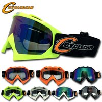 Wholesale Cyclegear Brand Motorcycle Goggle Motocross Goggles For Off Road Helmets Mask CS Gafas CG01