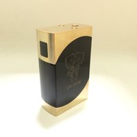 tiffany box - Dos Equis Box Mod Mechanical Electronic Cigarette Mod with Tiffany Blue Freakshow RDA for Dos Equis Box Mod DHL Free
