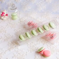 macaron boxes - Macaron Wedding Gift Clear Plastic Cake Boxes For Gift Packaging Party Supplies and Cake Decoration CM