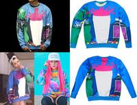 couples sweater - Women Men Sweatshirt Unisex Sweater Couples Sweats Sprite Drink D Novel Digital Print T shirt Tops Sportwear Casual Shirt Pants W100