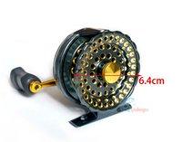 Wholesale RYOBI IKADA raft fishing wheel metal fish reel shaft wheel