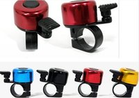 Wholesale Mini Cycling Metal Ring Handlebar Bell Horn Loud Sound Alarm Bike Bicycle Sports