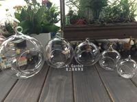 glass decor - 4pcs cm cm cm cm Hanging Air Planter Terrarium Glass GlobeTealight For Housewarming Gift or Home Decor candlestick