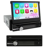 Wholesale 7 quot HD Touch Screen Car DVD Player Radio GPS Navigator wifi G usb port din Audio Car Stereo DVD automotivo Din