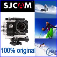 Wholesale Gopro Style Hero Original SJCAM SJ4000 WIFI Action Camera Sport Camera Car Recorder Waterproof SJ Go Pro Mini Camcorder HD P