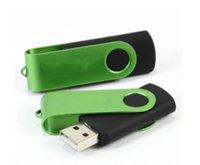 usb memory stick driver - Hot Rotary USB GB GB GB FLASH DRIVER Swivel USB DISK U DISK Memory Stick