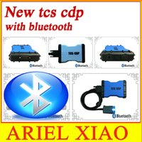 Cheap DHL FREE shipping! New 2014 R1 Super GOLD CDP autoco delphi ds150e pro plus m+BLUETOOTH generic 3 in1 and technical support