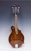 acoustic f - Selected Solid Spruce Mandolin High Quality Handmade All Solid F Style Musical Instrument Mandolin
