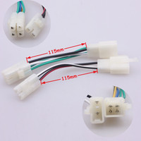 Wholesale BRAND NEW ADAPTOR CONNECTOR PLUG WITH CABLE CONVERT GY6 CDI TO CG CDI DROP SHIPPING