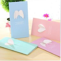 best greeting cards - Originality Universal Wedding Greeting cards new year Christmas Gifts Birthday Best Wishes Invitation Card including envelope