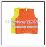 Wholesale New promotion gift Customed Reflective Vest printed logo