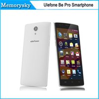 Cheap Ulefone Be Pro 2 64-bit Quad Core MTK6735 Cell Phone 5.5 inch 1.0GHz 2GB 16GB 13.0MP Dual SIM 4G FDD-LTE 010074