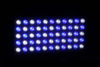 Wholesale US Stocked Dimmable w LED aquarium light for coral and reef growh light lamp LEDs w Bridgelux chips dropshipping