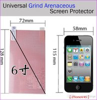 laptop protective film - Universal Grind Arenaceous Screen Protector Composite Protective Film Grid for Cellphone Laptops Tablet PC Size quot quot quot quot quot quot quot WGM4