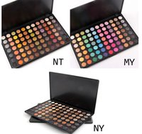 beauties factory eyeshadow palette - Eyeshadow Makeup Palette Full Color Eye Shadow Professional Multi Colored Waterproof Beauty sets factory direct