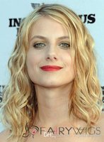 laurent - Melanie Laurent Lace Front Human Hair Wigs Inch Wavy With Brazilian Remy Hair Top Quality