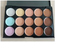 Wholesale Lady women Color Concealer Camouflage Face Cream Makeup Palette Set Make up Concealer Eyeshadow Cosmetic Christmas Gift