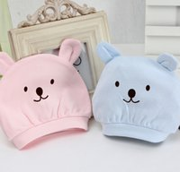 Wholesale 2015 New Spring Autumn Winter Cotton Baby Hat Girl Boy Toddler Infant Kids Caps Brand Candy Color Lovely Baby Beanies Accessories