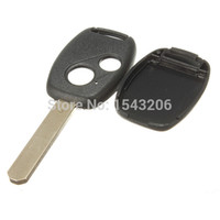 accord alarm - car NEW Button Uncut Blade Replacement Keyless Remote Shell Case For Honda Accord CRV order lt no tracking