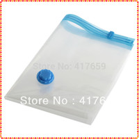 Wholesale 5pcs High quality and cheap Large Space Saver Saving Storage Bag Vacuum Seal Compressed Organizer