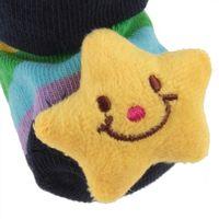 Wholesale x Baby toddler kids infant Newborn Three dimensional Cartoon Non slip Anti slip Slipper socking Socks order lt no track