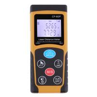 Wholesale New and Hot CP P Mini M Handheld Digital Laser Distance Meter Range Finder Diastimeter New Arrival