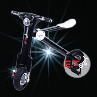electric bicycle motor - Mini Electric Scooter New Technology W High Power Adult Motorcycle Bicycle E Bike Foldable E Scooter Motor Wheels E Bike Motorcycle