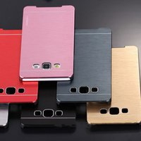Wholesale For Galaxy S6 Cases MOTOMO Metal Aluminium Alloy Hard Case For Iphone Plus Smaung S6 edge S5 Note Note A5 A7 A3