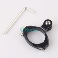 bicycle accident - Aluminum Bicycle Bike Standard Handlebar Mount Clamp For Gopro HD Hero bicycle accident