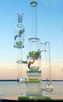 ash sale - Hot Sale FLOW Glass water pipes glass bongs with sprinkle perc liner perc with ash catcher mm joints