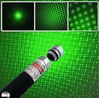 teaching - Xmas Gifts mW nm Green Red Light in1 Single Point Beam Burning Laser Pointers Pen With Cap SOS Mounting Night Hunting Teaching