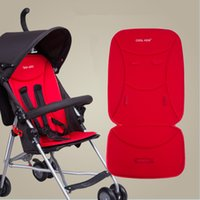 baby pushchairs cheap - Cheap Baby Stroller Cushion Baby Infant Stroller Seat Cover Mat Pushchair Cotton Mattress New Soft Thick Pram Liner Padding