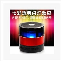 Wholesale bluetooth speaker Benny Chi SDY001 sardines portable Bluetooth speaker mini speaker card U disk mp3 player audio mini speaker
