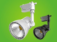 Wholesale 2650lm COB w track lights led tracking light tracking lighting track Lamp Downlights led ceiling light lm DHL