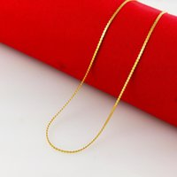 asian weights - Fast k gold women s necklace chain width mm Length cm weight g