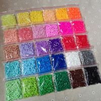 Wholesale 5mm hama beads bags A total of colors available quality guarantee perler beads activity artkal fuse beads