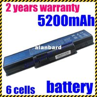 Wholesale HOT laptop battery AS09A56 AS09A70 as09a41 FOR Acer eMachines E525 E625 E627 E630 E725 G430 G525 G625 G627 G630 G630G G725 as09a31
