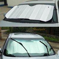 Wholesale Universal Foil Foldable Car Window Sun Shade Visor Windshield Shield Heat Cover