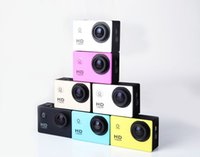 Wholesale Car DVR Inch LCD Screen SJ4000 style HD dash cams DVR HDMI Action Camera P Waterproof Camcorders