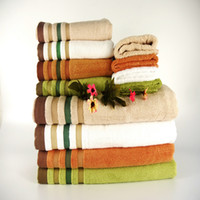 baby bath equipment - Towel Sets Of Towels Bamboo Fiber Towels Three Sets Of Equipment Four olor Options Bath Towel Face Towel Small Towel