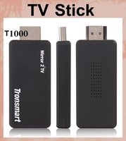 Wholesale Tronsmart T1000 Mirror TV Wireless Display HDMI Adapter Miracast Dongle Support Miracast DLNA EZCAST AirPlay OTH092