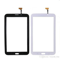Wholesale Replacement For Samsung Galaxy Tab T211 Touch Screen Tablet Digitizer Glass Panel White And Black