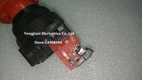 arrow electric - New Original FUJI mm white ring Arrow emergency stop switch AR30V0R R