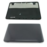 Wholesale New for Toshiba Satellite C855 C855D quot Series LCD Laptop Accessories Parts Replacement Cover Black C