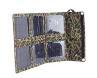 Wholesale 18V W Portable Folding Solar Panel Charger Battery Dual Output Controller Pack
