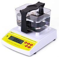 Wholesale AU K Hot Selling Digital Electronic Gold Density Tester Machine